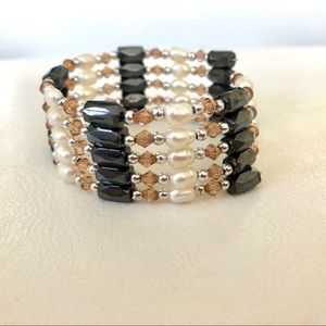 Cultured Pearl Necklace/Bracelet
